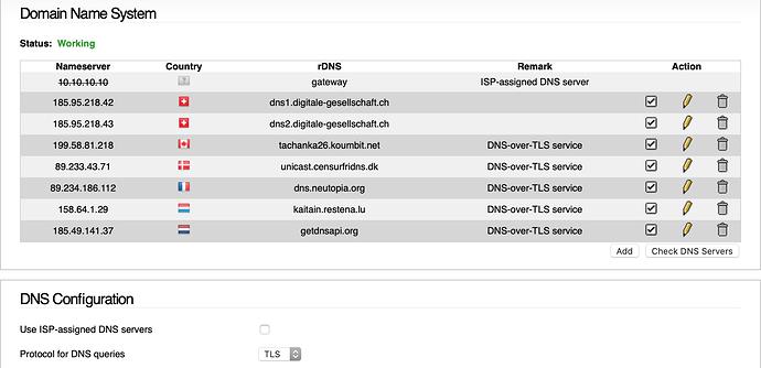 DNS Name Sevices